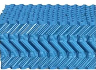 水处理及化工单元催化填料